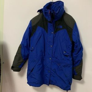 THE NORTH FACE EXTREME LIGHT WINTER JACKET SIZE 10